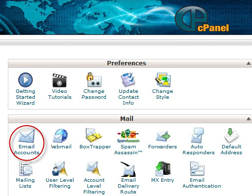 Hướng dẫn sử dụng Webmail trong Cpanel