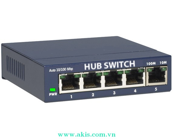 Switch TP-Link 4 port